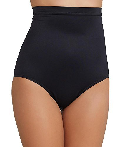 Miraclesuit Bathing Swimsuit - Miraclesuit High Waist Swim Bottom 10 Black