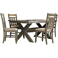 Powell Turino Dining Set, 5-Piece