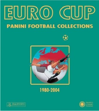 Panini Euro Cup Football Collections 1980-2004