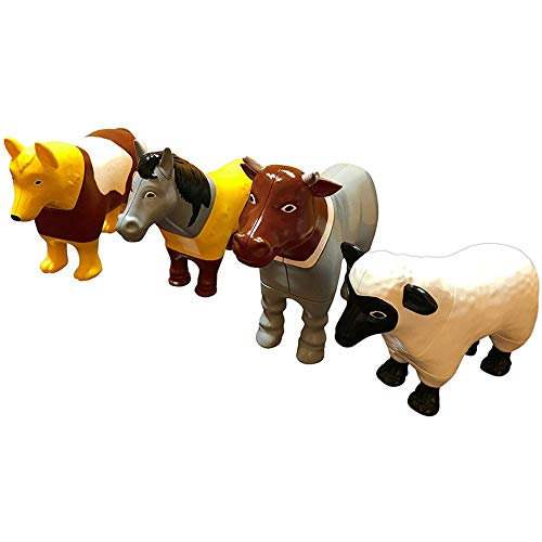 Popular Playthings Mix or Match: Animals Farm Standard ()