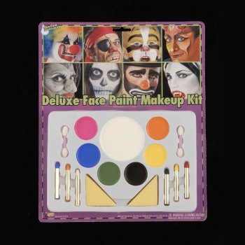 Rubie's Costume Co. DLX Face Painting Make Up Kit, One Size, ()