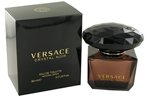 Versace Crystal Noir by Versace for Women - 3 Ounce EDT - Versace Outlet Store