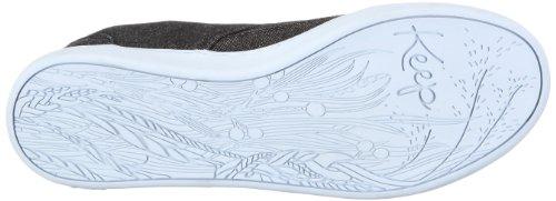 Keep Dorian Halbschuh KP021AU11 Unisex - Erwachsene Sneaker Schwarz/Black Denim