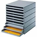 Styro 23102-85 Office Box Val 246 X 335 X 323 Mm Grey