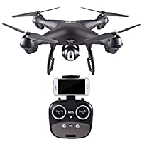 Professional Photography 1080P HD 120° wide-angle Camera Quadcopter - Headless Mode 2.4GHz GPS FPV Drone - S70W - WIFI real-time images by Perman from Perman
