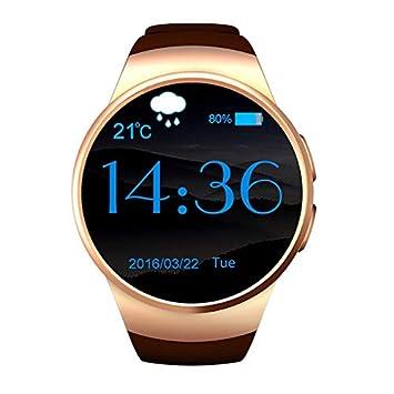 DKHSKITFJRLO reloj deportivo Reloj de pulsera conectado con reloj inteligente de alta tecnología para teléfonos móviles