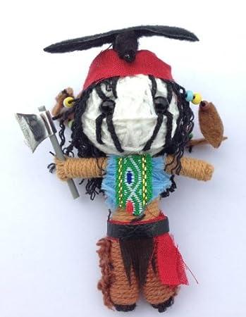 Amazon.com: Cadena muñeca mundo – Cadena llavero con muñeca ...