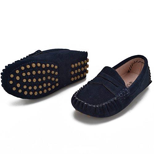 Loafer for Kid (11, Blue)