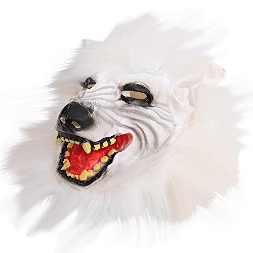 Clearance Sale!Halloween Party Cosplay Mask Terror Mask Wolf