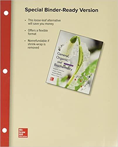 Package loose leaf general organic and biochemistry with package loose leaf general organic and biochemistry with connect 2 semester access card 9th edition fandeluxe Choice Image