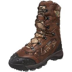 "Irish Setter Men's 3888 Snow Claw XT Waterproof 2000 Gram 12"" Extreme Cold Boot"
