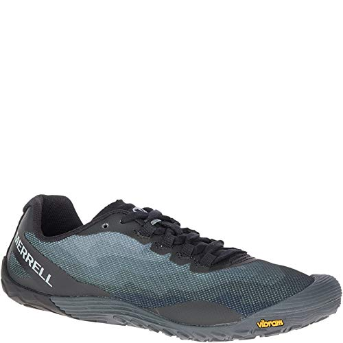 Merrell Women's Vapor Glove 4 Sneaker, Black, 09.0 M US (Best Running Gear 2019)