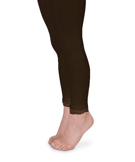 0d9925dc6cb89 Amazon.com: Jefferies Socks Girls School Uniform Daisy Flower Lace Footless  Tights 1 Pair Pack: Clothing