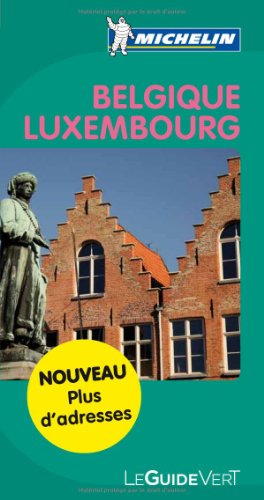 Belgique Luxembourg (French Edition)