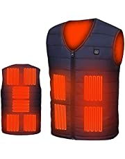 Heated Vest Heated Vest Heated Jackets for Men Women USB Charging Electric