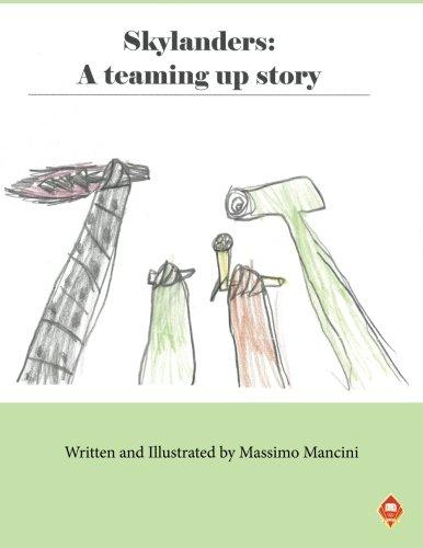 Skylanders- A Teaming up Story (KIDS WRITE CLUB) (Volume 1)