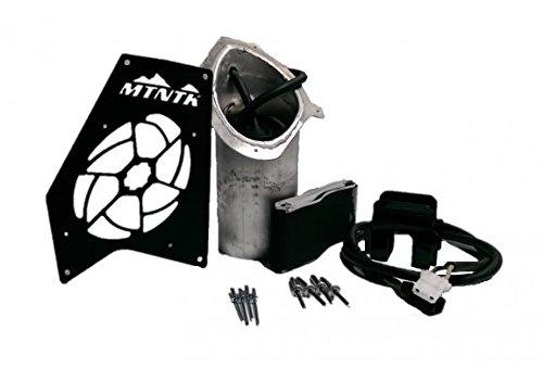 BLACK MTNTK PERFORMANCE 10051 BLOW HOLE SKIDOO XM 15-16