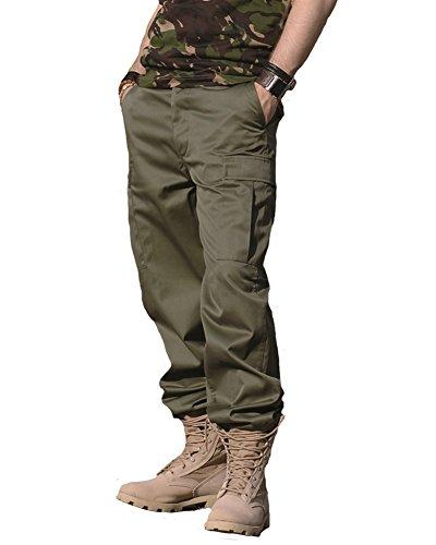 Pantalon US Type BDU Ranger Vert