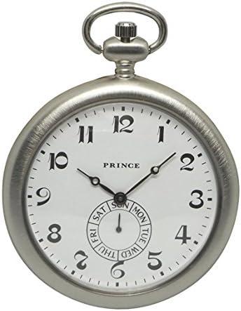 PRINCE 復刻版懐中時計 (ホワイト)