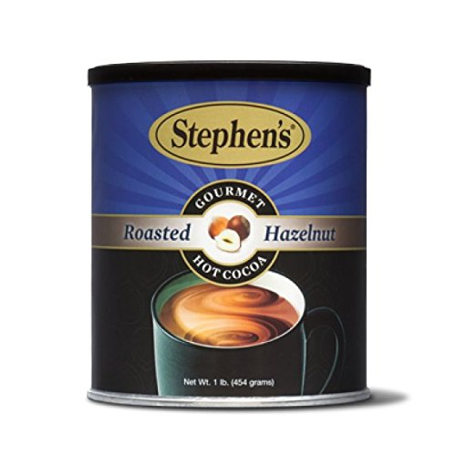 Stephen's Gourmet Hot Cocoa, Roasted Hazelnut, 16-Ounce Cans