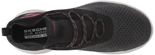 Noir Vif Athlétiques rose Skechers Femmes Chaussures AwqSg0