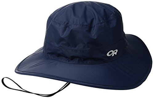 Outdoor Research Cloud Forest Rain Hat, Night, Large/X-Large