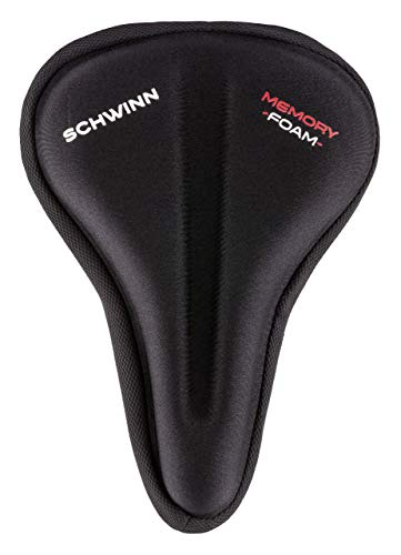 Schwinn Sport Memory Foam Seat Cover (Renewed)