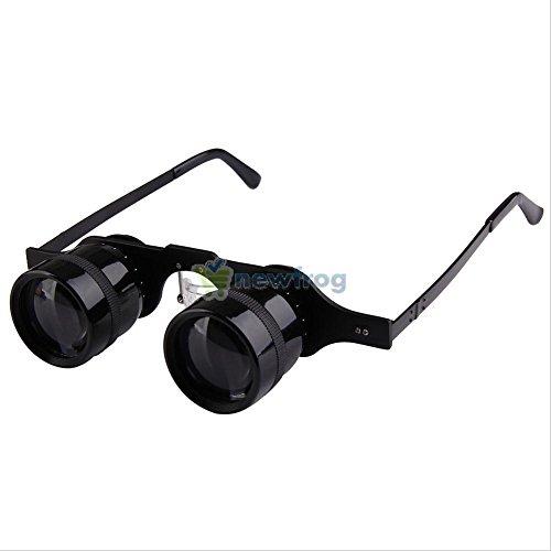 Portable New 10x34 Optical Eyeglasses Telescope Fishing Binoculars Night - Velocity Price Goggles