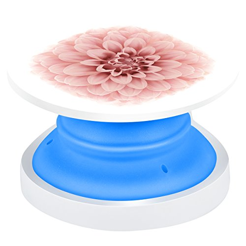 Flower Cell Phone (Cell Phone Stand, Jugaogao Expanding Pop Grip Socket Holder and Stand for all Android Smartphone, iPhone, iPad and Tablets - Flower (J-8))