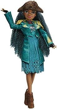 Disney Descendants 2 Uma Isle of the Lost Doll - Poseable Figure Dressed to Impress – Recreate Epic Adventures