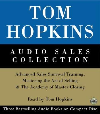 Tom Hopkins Audio Sales Collection [Abridged, Audiobook] [Audio CD]
