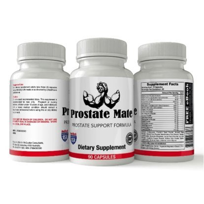 Prostate Mate – Herbal Supplement with 34 ingredients