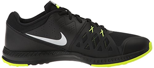 NIKE Men's Air Epic Speed TR II Cross Trainer Shoes Black/Metallic Silver/Volt many kinds of cheap online PXXeOPi