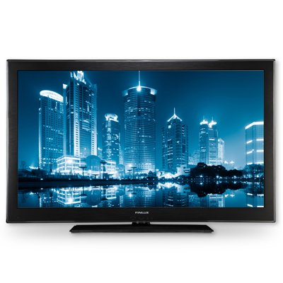 Finlux 32H6030 32 Inch LED TV from Finlux, HD Ready, Freeview, USB PVR, 2x HDMI, Black