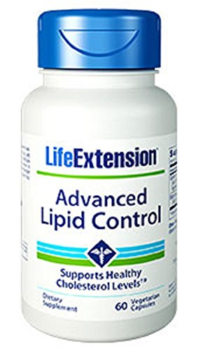 (Life Extension Advanced Lipid Control, 60 Vegetarian Capsules )