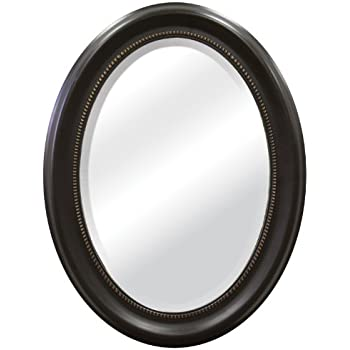 Amazon Com Feiss Mr1119orb Mirror Oil Rubbed Bronze
