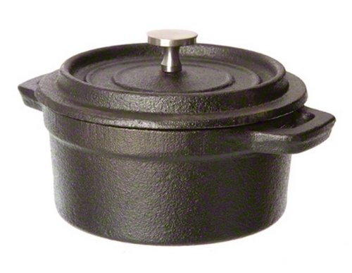 Miniature Casserole (American Metalcraft CIPR42 Cast Iron, 5.6