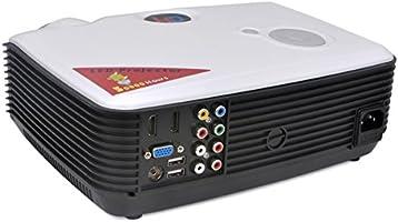 Oro Fox PH5 – 2500 lumens Premium HD 1080P LED Proyector con Flip ...