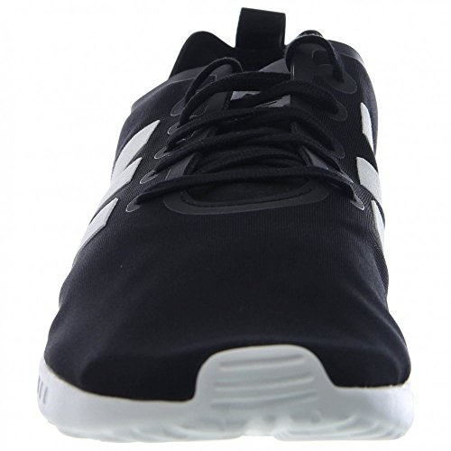 Adidas ZX Flux Smooth Lona Zapatillas Black