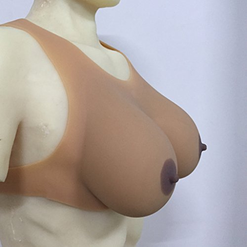 IVITA 4100g/pair 11XL Crossdresser Silicone Breast Forms Transvestite Huge Boobs : Best Shemale Sex Toy