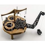 Academy 18157 Da Vinci Series Flying Pendulum Clock Educational Model Kit