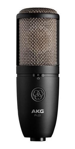 mance Dual-capsule True Condenser Microphone (Akg Large Diaphragm Condenser Microphone)