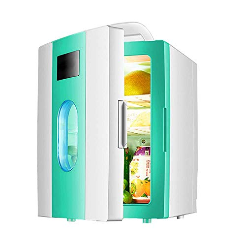 - DLINMEI 10L Mini Small Refrigerator Car Refrigerator for Home Student Vegetable Fruit Drink Portable Electric Cooler/Warmer