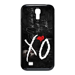 DIY Hard Snap-on Backcover Case for Samsung Galaxy S4 I9500 - The Weeknd XO