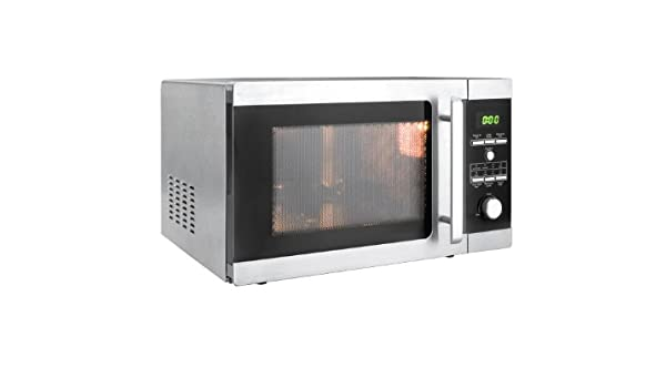 Lacor 69328 - Horno microondas 28lts900w con plato+grill: Amazon ...