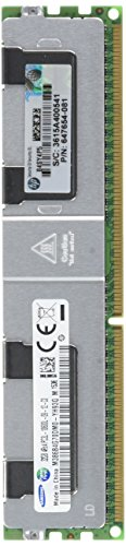 HP 32GB DDR3 1333 SDRAM Memory Module PC3 10600 Internal Memory 647903-B21