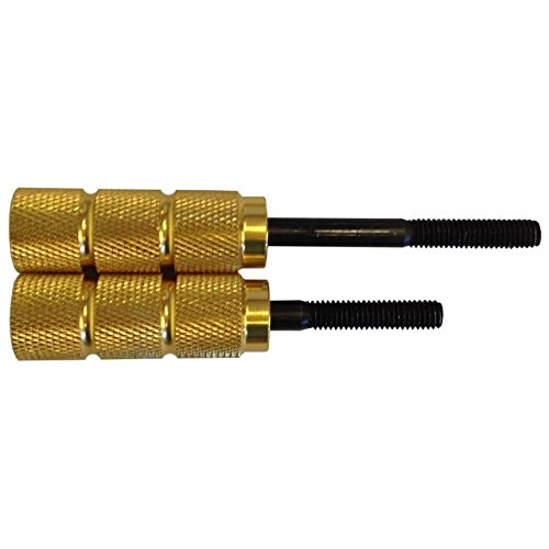 Ultimate Hardware dorado anodizado De Molienda - Pegs para ...