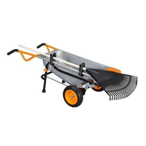 WA0235 WORX 8-in-1 Aerocart Universal Wheelbarrow Tool Holders WG050