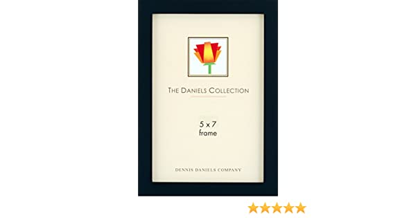 Amazon.com - Dennis Daniels Gallery Woods Picture Frame, 5 x 7 ...
