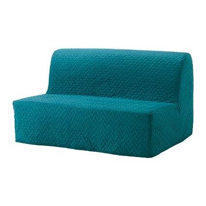 Ikea Sleeper Sofa, Vallarum Turquoise 8204.142929.62